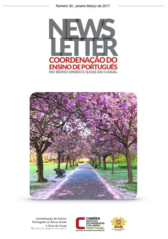 Newsletter janeiro - março 2017